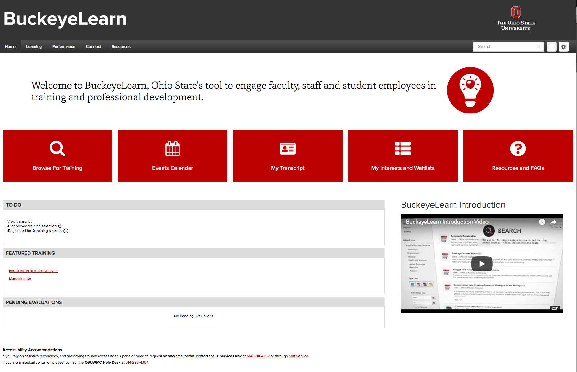 Newslink office of the cio at ohio state april 11 buckeyelearn homepage redesign kristyandbryce Gallery