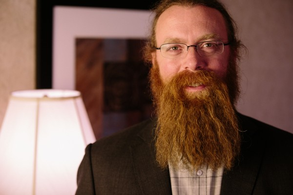 Headshot of Master of Bioethics Professor Ryan Nash