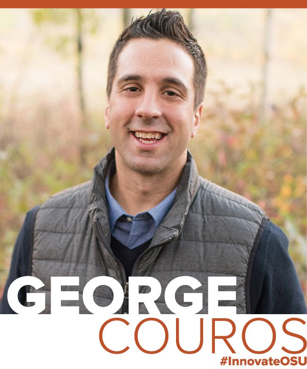 George Couros at Innovate Conference