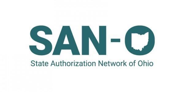 State Authorization Network of Ohio Logo