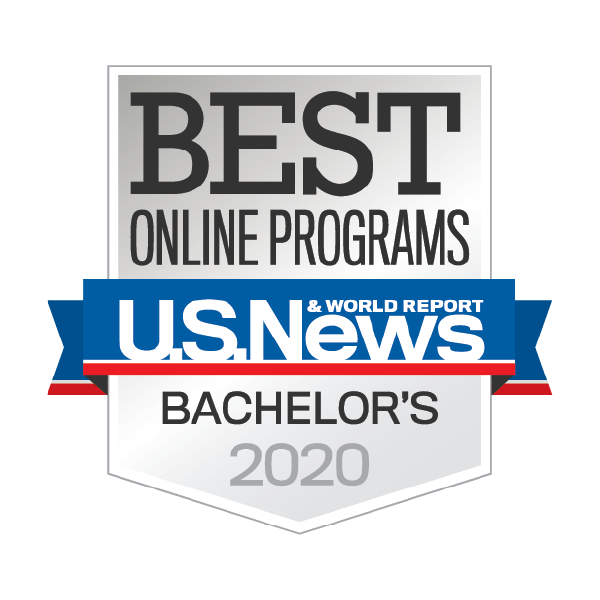 US News and World Report 2020 Ranking - Ohio State Online Bachelor's Programs #1 in the nation