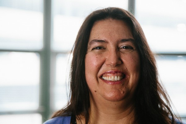 Headshot of Master of Learning Technologies Professor Ana Paula Correia.